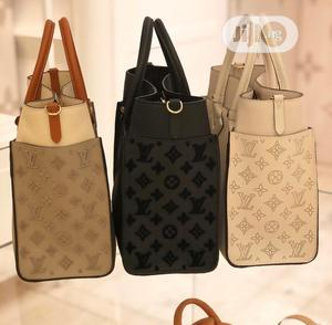 Top Quality Louis Vuitton Designer Female Leather Hand Bag | Bags for sale in Lagos State, Magodo