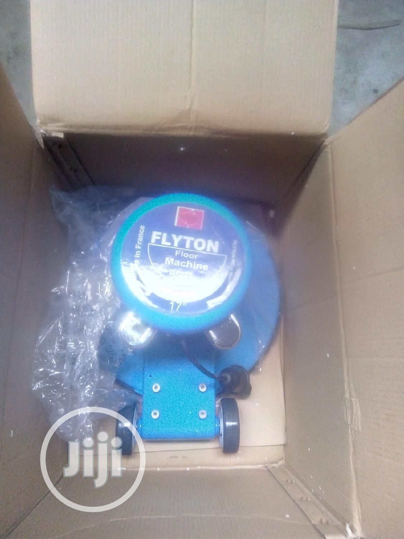 Archive: Flyton Scrubbing Machine
