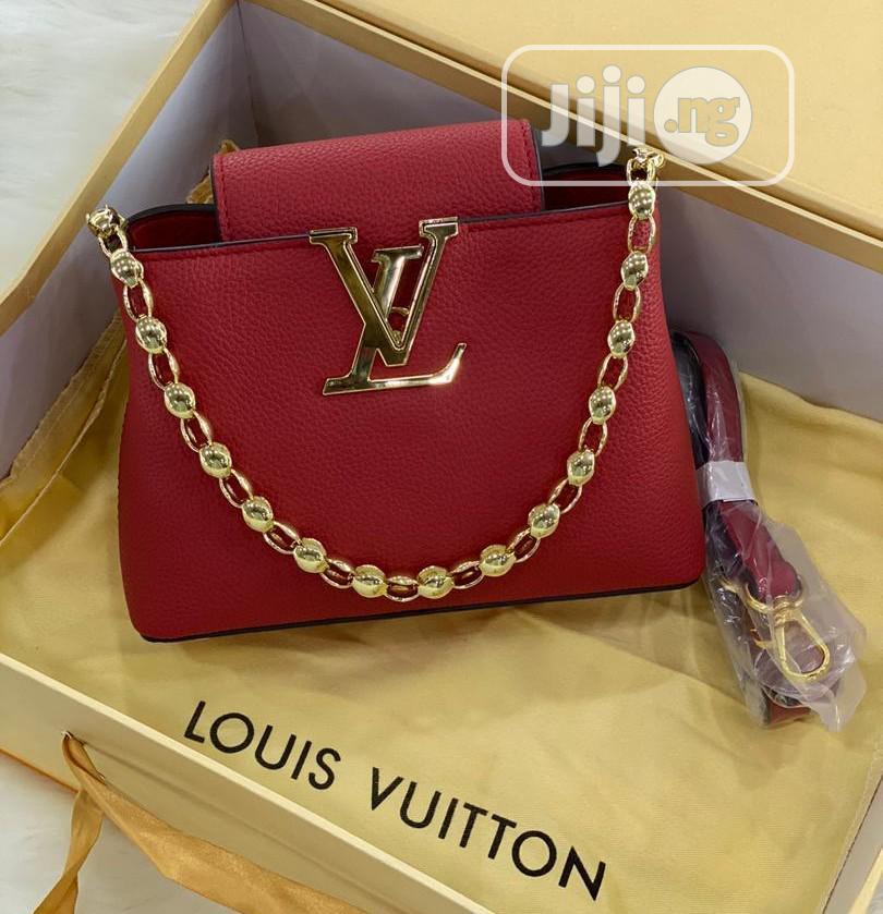 Top Quick Louis Vuitton Designer Hand Bag | Bags for sale in Magodo, Lagos State, Nigeria