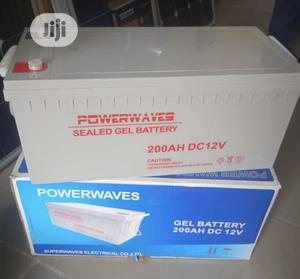 200ah 12volts Deep Cycle Solar Battery   Solar Energy for sale in Kano State, Nasarawa-Kano