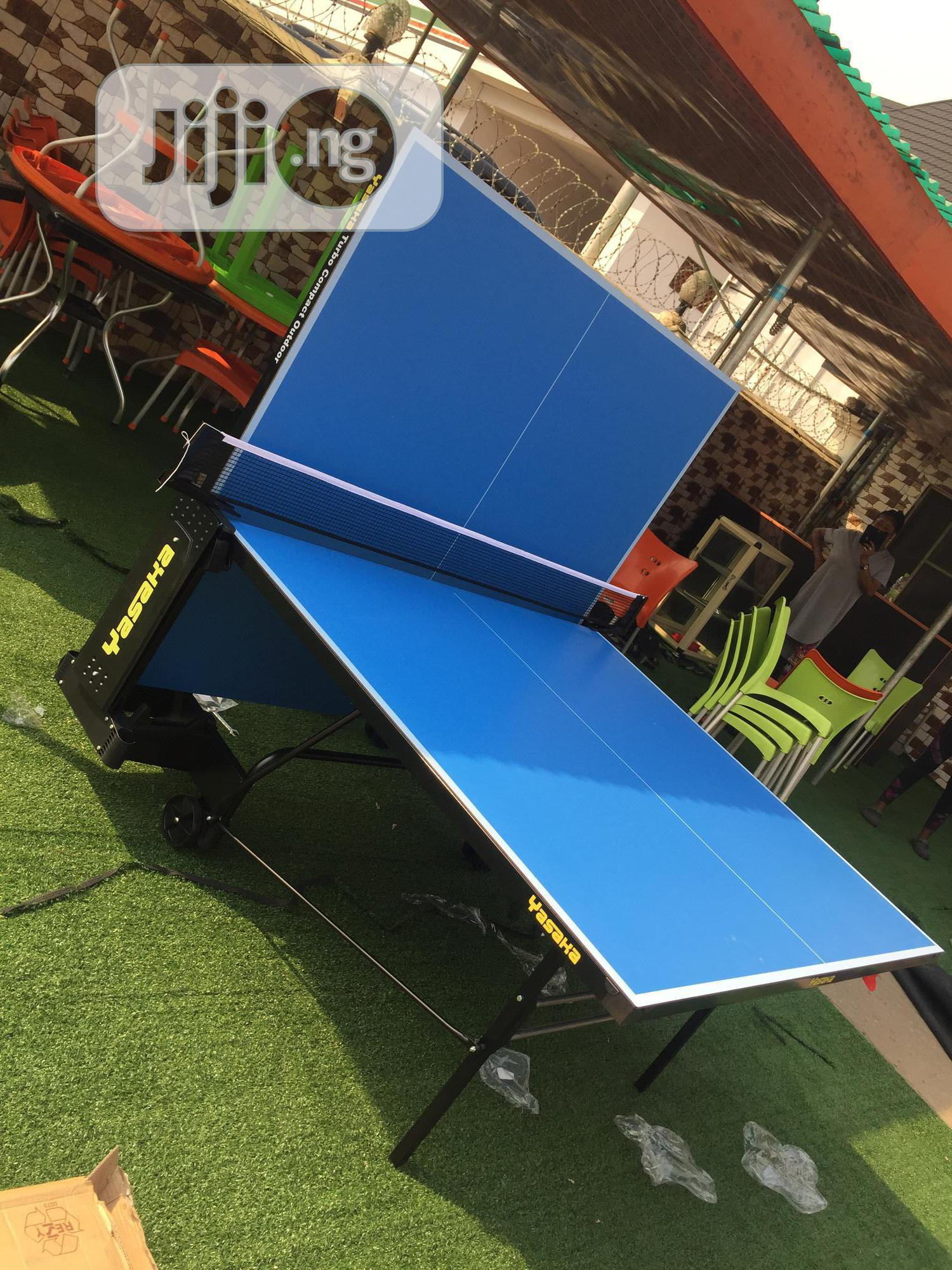 Brand New Imported Yasaka Outdoor Table Tennis