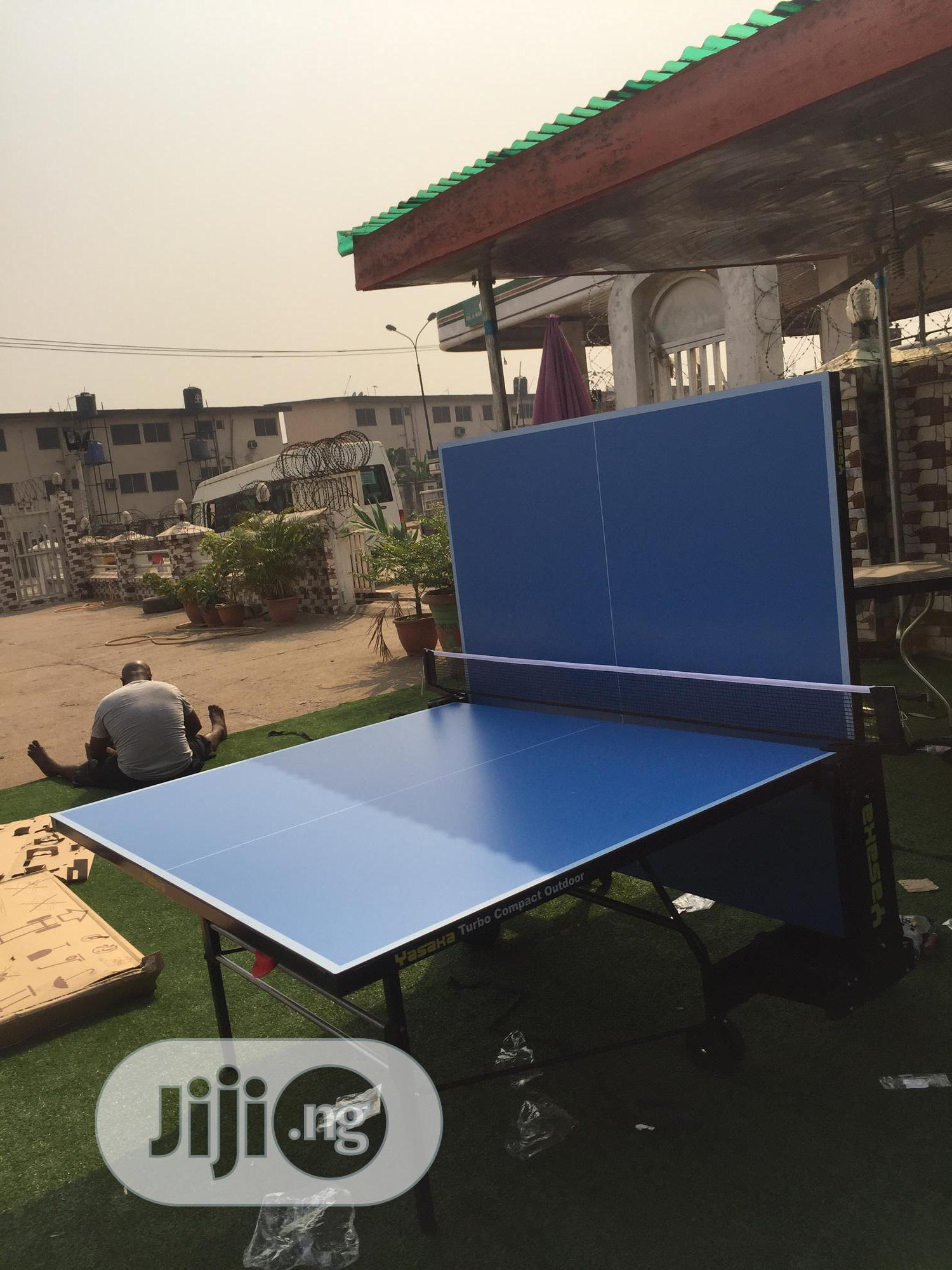 Brand New Imported Yasaka Outdoor Table Tennis. Nationwide Delivery
