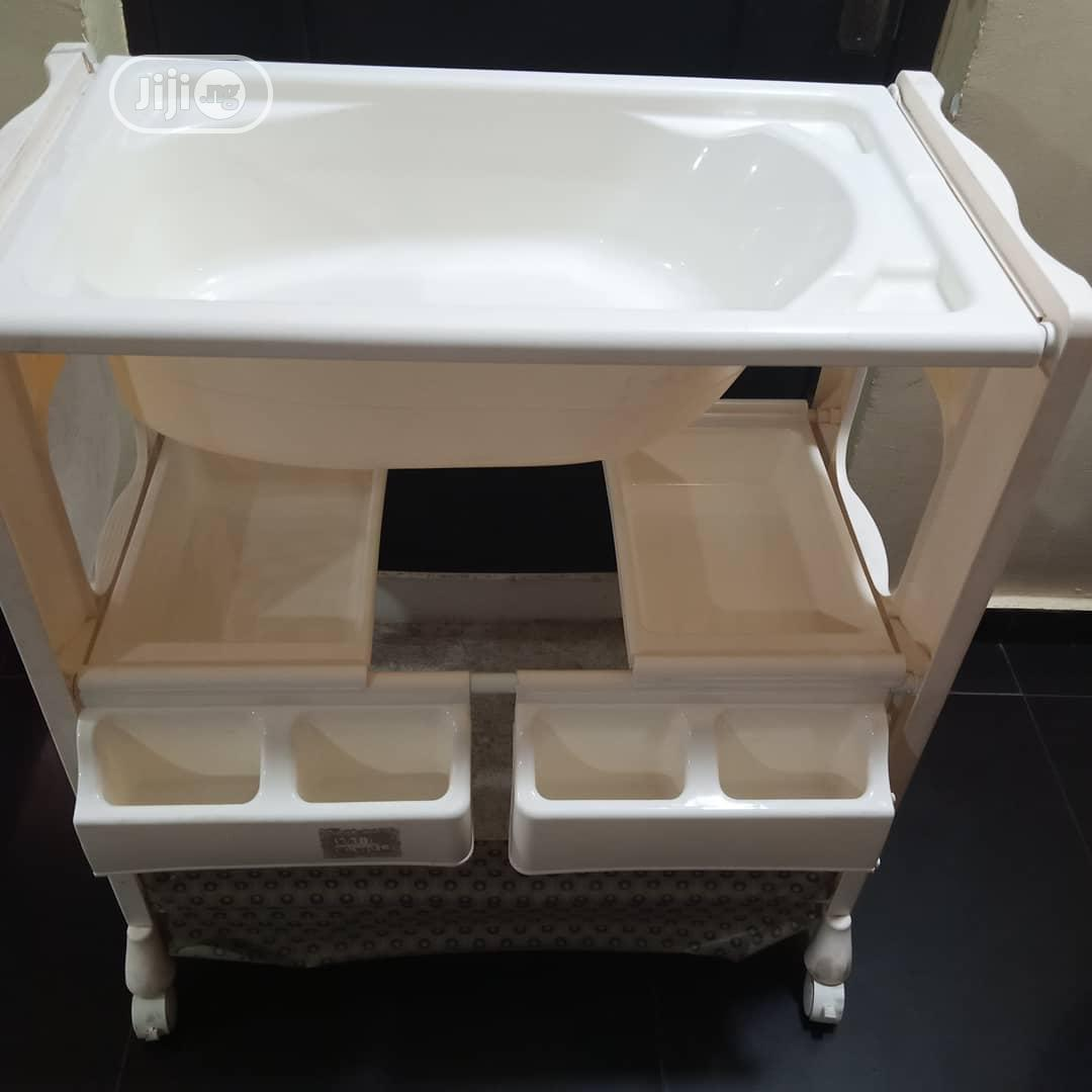 Baby Station ( Changing/ Bathing /Dressing Station
