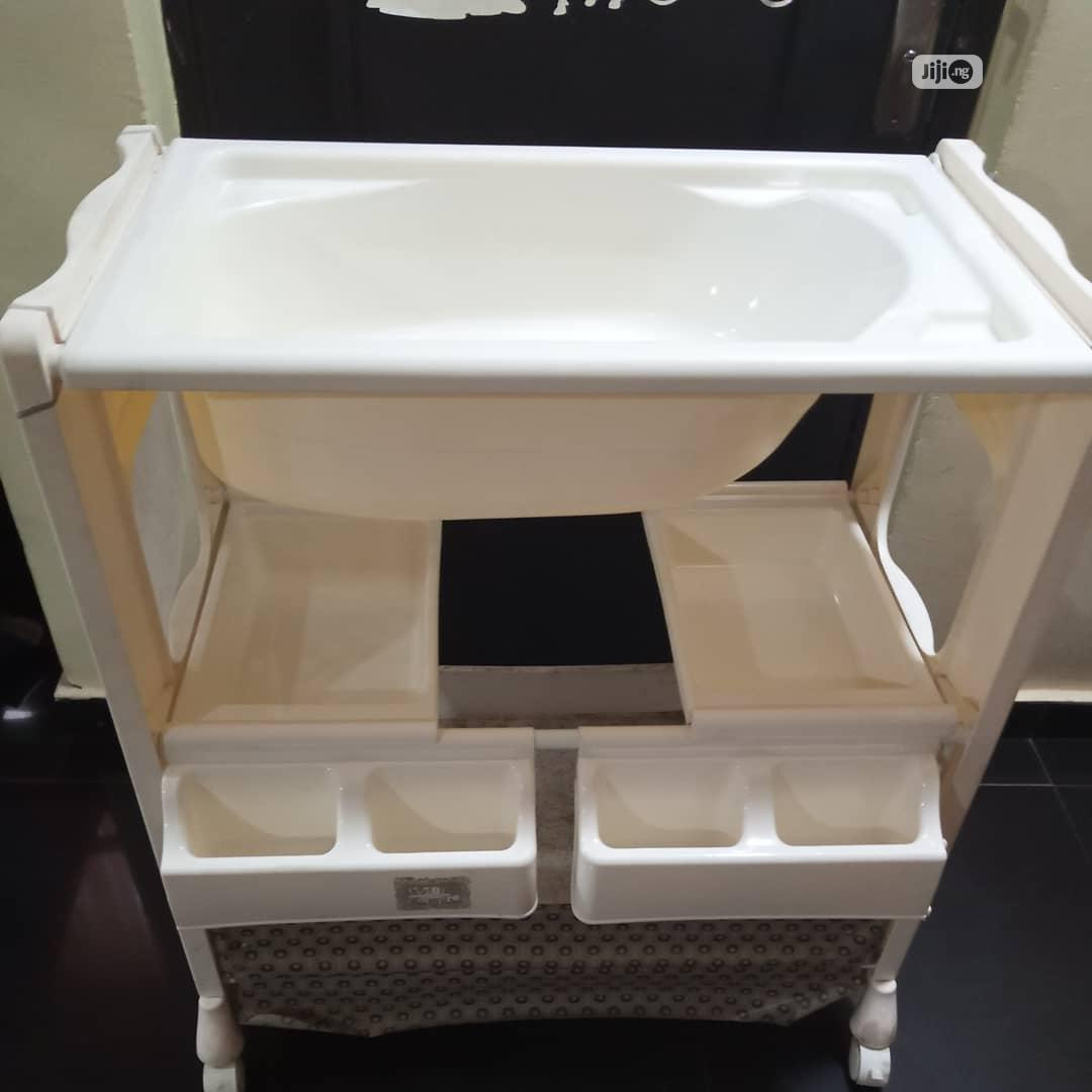 Baby Station ( Changing/ Bathing /Dressing Station | Baby & Child Care for sale in Ikeja, Lagos State, Nigeria