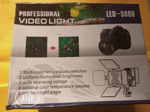 Professional Video Light Led-5080   Accessories & Supplies for Electronics for sale in Lagos State, Lagos Island (Eko)
