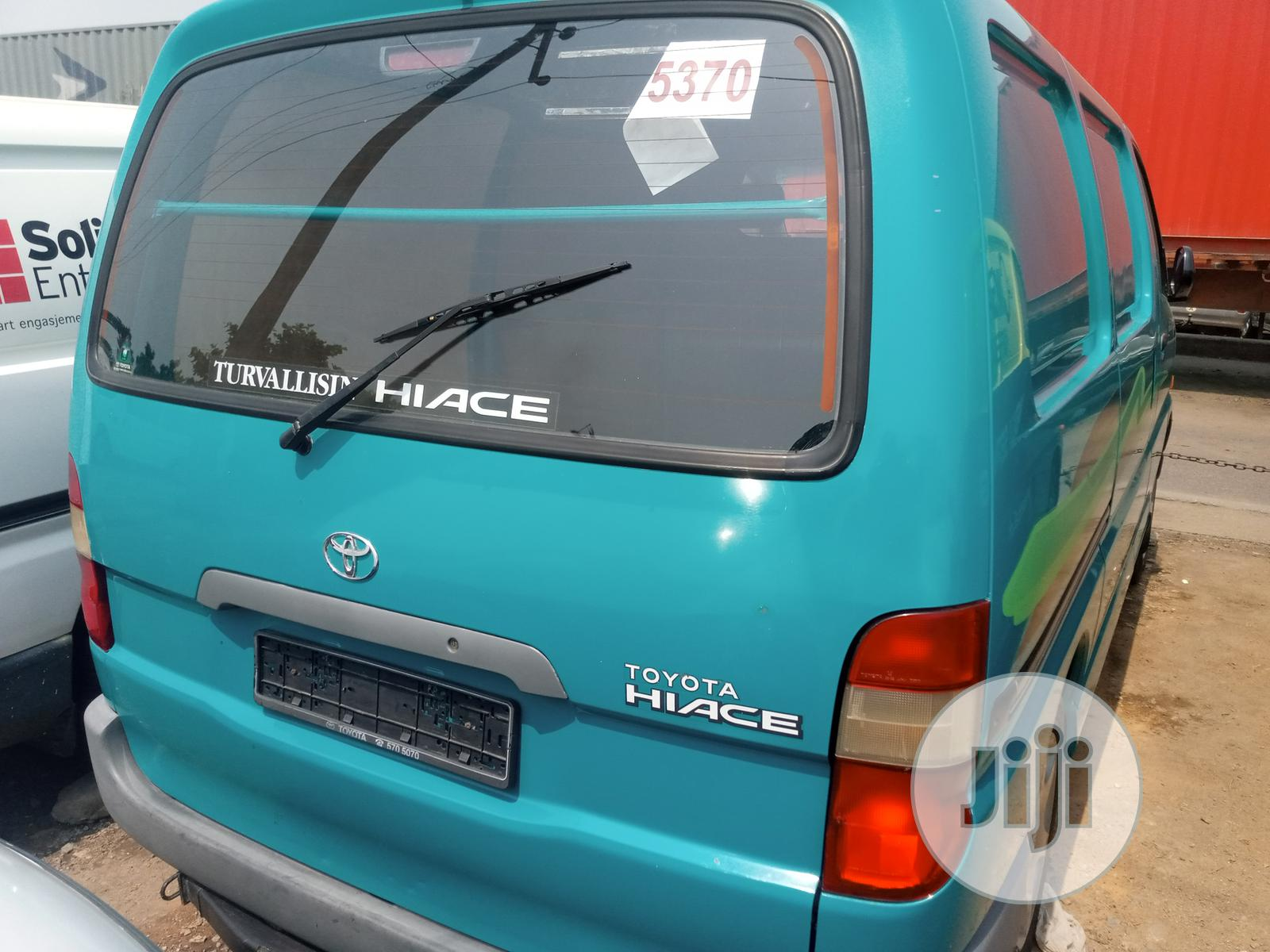 Toyota Hiace Bus Short Container Body | Buses & Microbuses for sale in Apapa, Lagos State, Nigeria