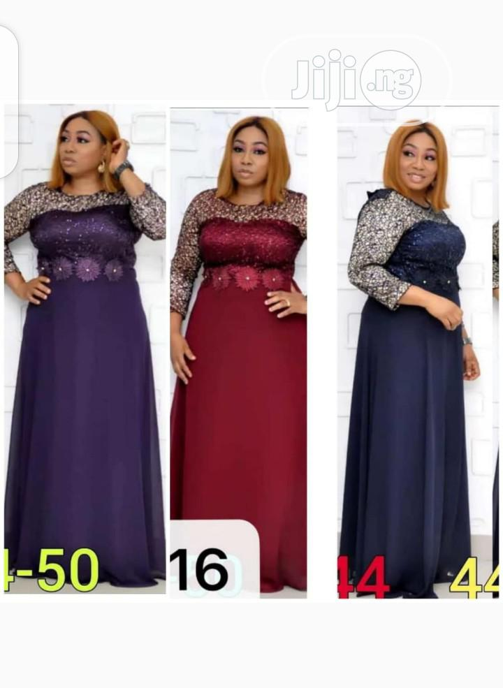 Female Long Dinner Gown | Clothing for sale in Ikeja, Lagos State, Nigeria