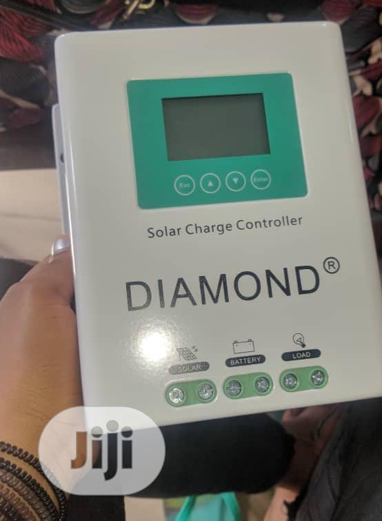 Diamond 60ah 48v Solar Charger Controller