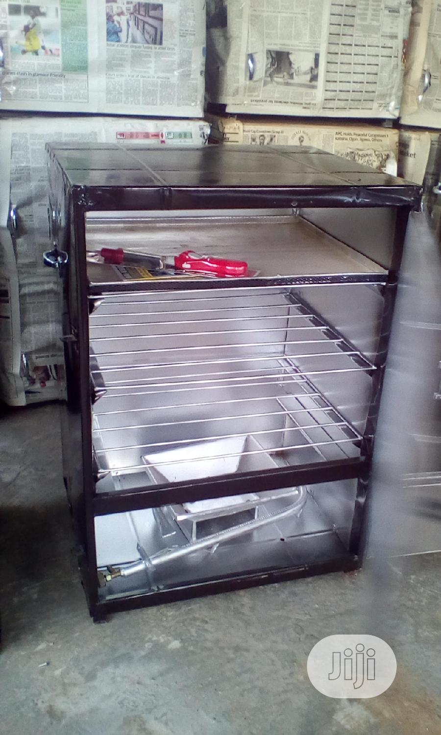 Easytech Charcoal And Gas Oven Enterprises