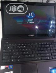Laptop Asus K53U 6GB AMD HDD 320GB   Laptops & Computers for sale in Benue State, Agatu