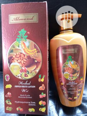 Almond Herbal Super White Lotion