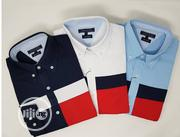 Original Tommy Hilfiger Men's Quality Cotton Shirts | Clothing for sale in Lagos State, Lagos Island