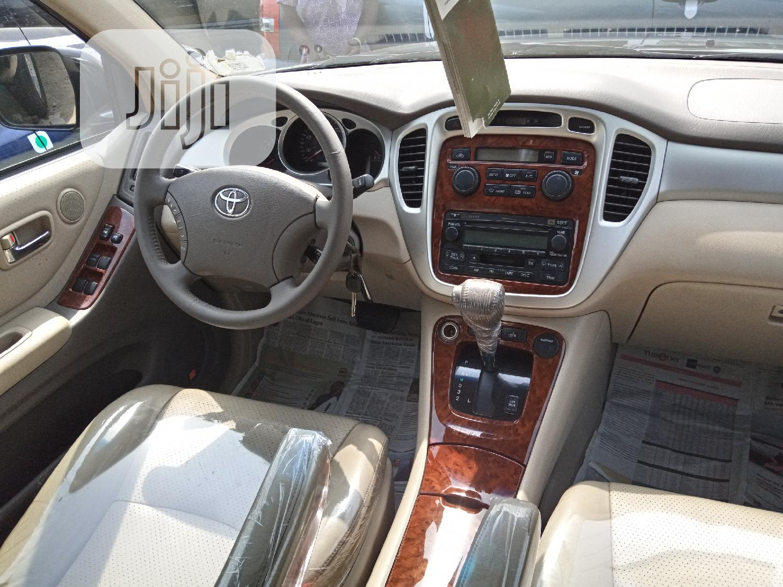 Toyota Highlander 2006 Limited V6 Black   Cars for sale in Apapa, Lagos State, Nigeria