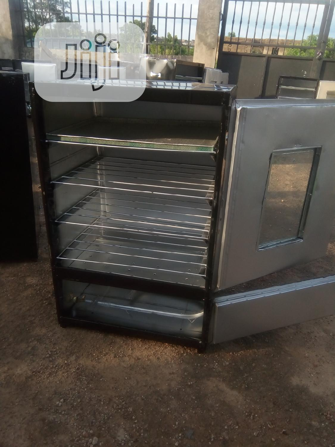 Easytech Charcoal And Gas Oven Enterprises   Industrial Ovens for sale in Warri, Delta State, Nigeria