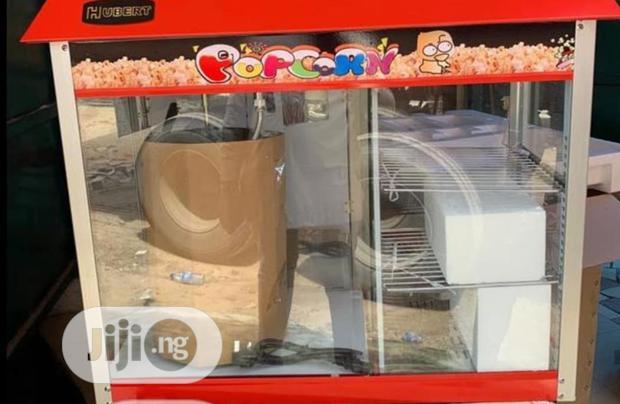 Popcorn Machine With Warmer