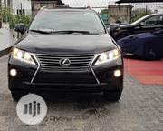 Lexus RX 350 AWD 2015 Black | Cars for sale in Lagos State, Lekki Phase 1