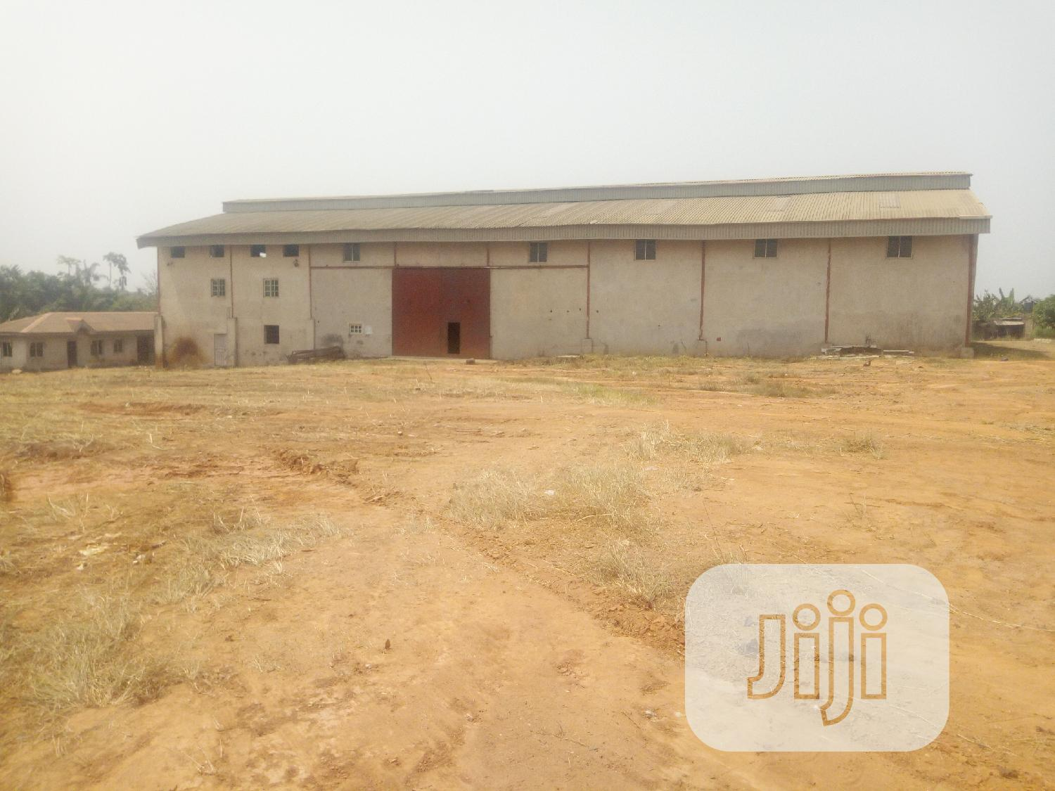 Lovely Warehouse Along Lagos - Ibadan Express Way | Commercial Property For Rent for sale in Obafemi-Owode, Ogun State, Nigeria