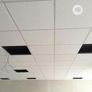 Suspended Ceiling/Windowblinds/Painting/Wallpanel/Wallpaper   Building & Trades Services for sale in Ogun State, Abeokuta North
