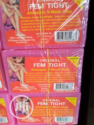 ORIGINAL FEM TIGHT Antiseptic V-Wash Soap | Bath & Body for sale in Lagos State, Ojo