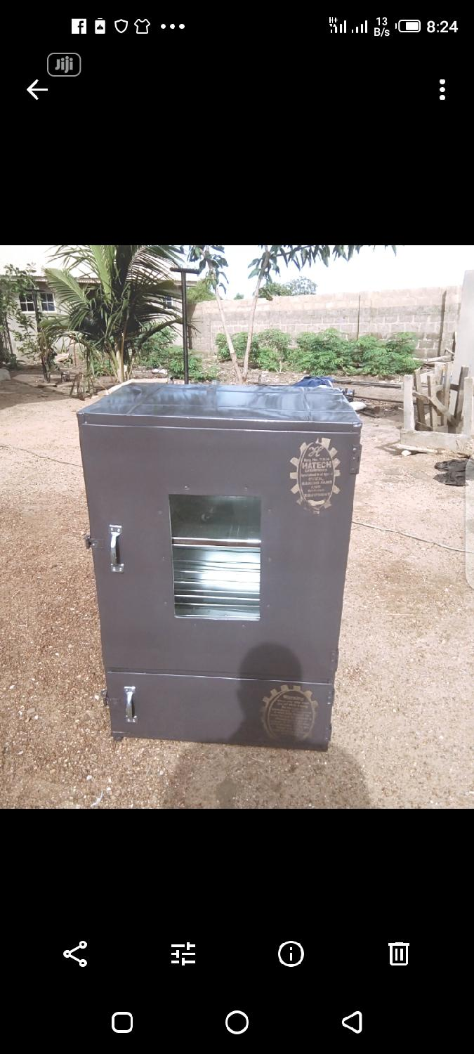 Easytech Gas And Charcoal Oven   Industrial Ovens for sale in Jos, Plateau State, Nigeria