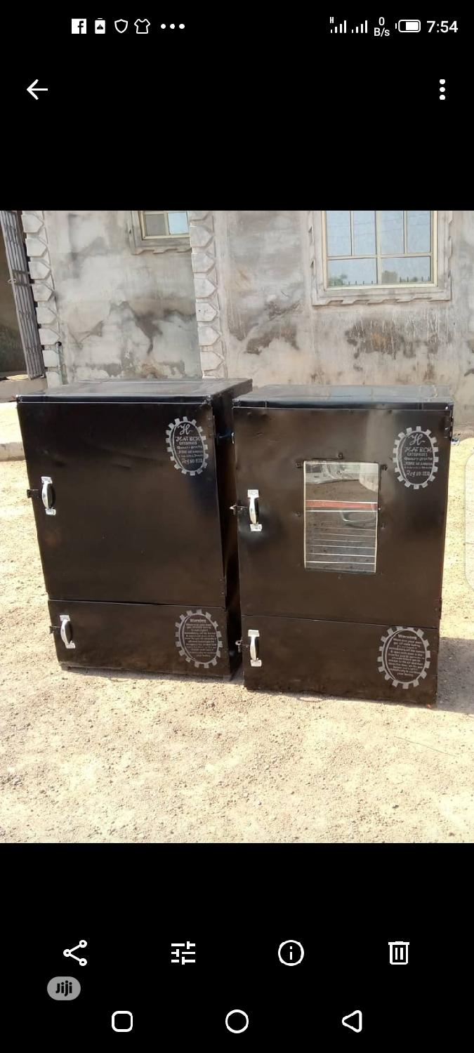 Easytech Gas And Charcoal Oven | Industrial Ovens for sale in Jos, Plateau State, Nigeria