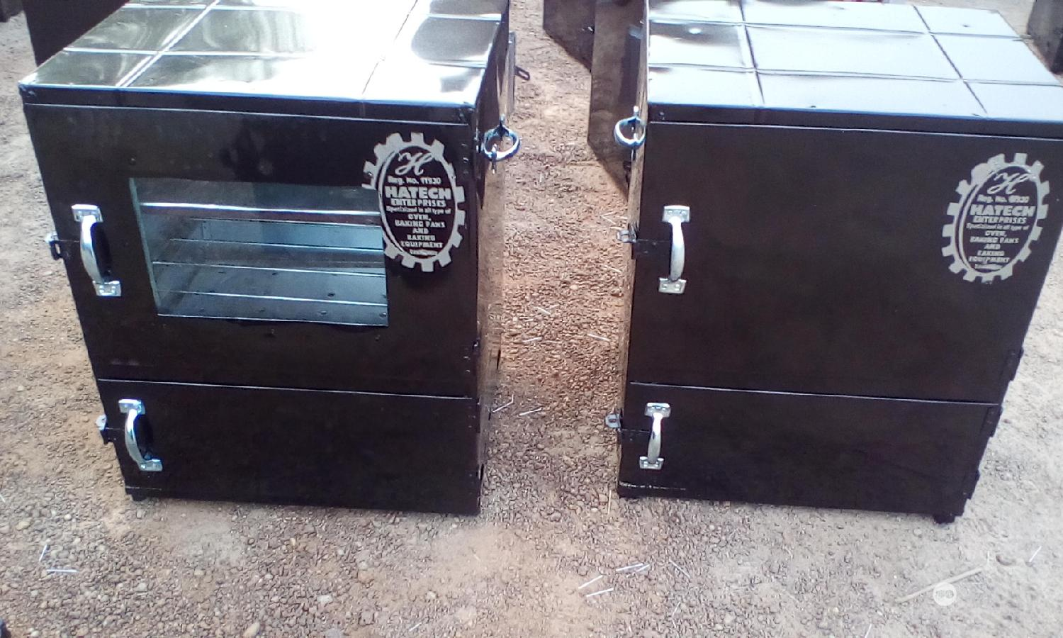 Easytech Gas And Charcoal Oven