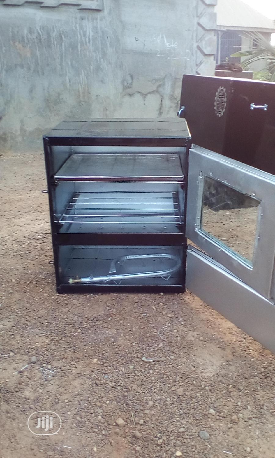Easytech Gas And Charcoal Oven | Industrial Ovens for sale in Abeokuta South, Ogun State, Nigeria