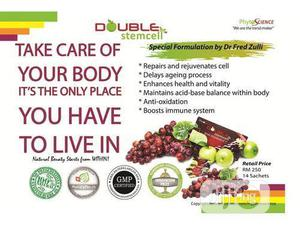 Double Stemcell for Hypertension, Diabetes, Arthritis, Cancer and More | Vitamins & Supplements for sale in Lagos State, Victoria Island