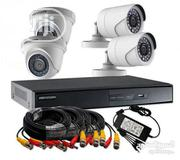 CCTV Installations With Mobile View On Phone And Trouble Shooting | Building & Trades Services for sale in Lagos State, Victoria Island