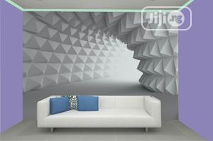 3d Mural, 3d Wallpaper, 3d Panel And House Painting Services | Building & Trades Services for sale in Lagos State, Surulere
