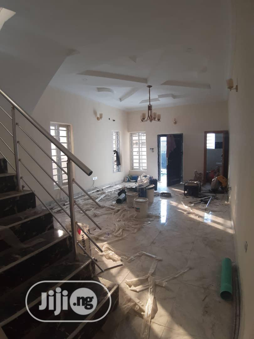 Newly Built 4 Bedroom Semi Detached Duplex For Sale   Houses & Apartments For Sale for sale in Lekki, Lagos State, Nigeria