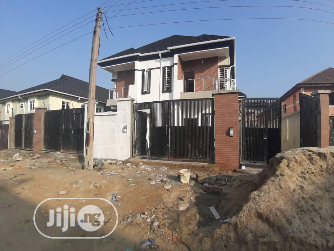 Newly Built 4 Bedroom Semi Detached Duplex For Sale