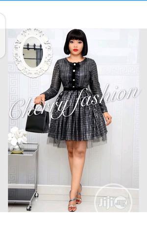 Ladies Long Sleeve Mini Dress | Clothing for sale in Lagos State, Ikeja