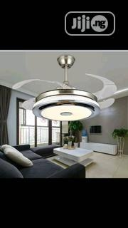 Crystal Chandelier With Fan Available   Home Accessories for sale in Lagos State, Maryland