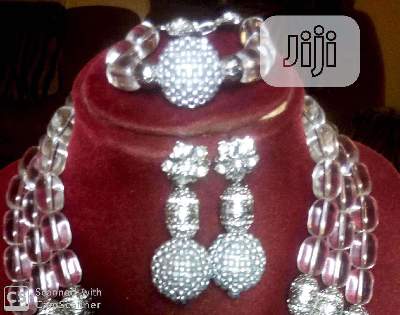 JUDICE Beaded Ball Sliver   Jewelry for sale in Ojodu, Lagos State, Nigeria