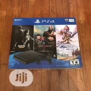 Brand New Ps4 With 3 Games | Video Games for sale in Oyo State, Ibadan