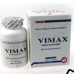 Vimax Men's Vitality Enhancement for Bigger Strong Erection | Sexual Wellness for sale in Imo State, Owerri