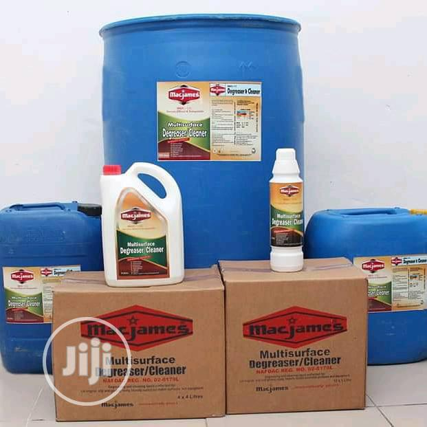 Macjames Degreaser Cleaner