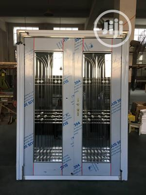 Stainless Glass Door | Doors for sale in Lagos State, Orile