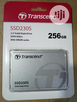 """Transcend 256GB MLC SATA III 6gb/S 2.5"""" Solid State Drive 