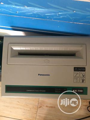 Panasonic Paper Shredders | Stationery for sale in Abuja (FCT) State, Wuse
