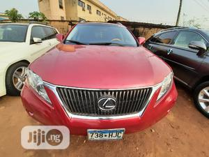 Lexus RX 2012 350 AWD Red | Cars for sale in Edo State, Ikpoba-Okha