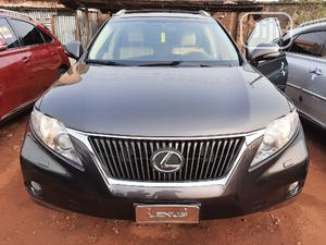 Lexus RX 2010 350 Gray   Cars for sale in Edo State, Ikpoba-Okha