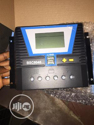 60A 12-48V Solar Charge Controller | Solar Energy for sale in Lagos State, Ojo