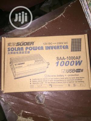1000watts 12v DC INVERTER | Solar Energy for sale in Lagos State, Ojo