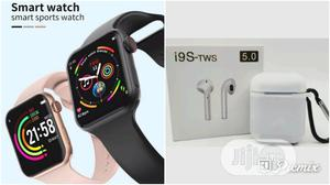 F10 Health Monitor Fitness Tracker Smartwatch + Free Earpod | Smart Watches & Trackers for sale in Lagos State, Ikeja