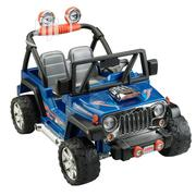 Power Wheels Hot Wheels Jeep Wrangler 12-V Ride On | Toys for sale in Lagos State, Ajah