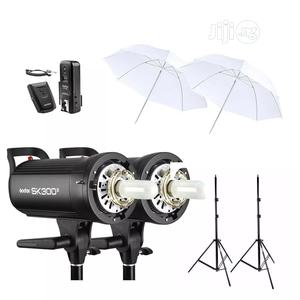 Godox Sk300 Studio Strobe Light | Accessories & Supplies for Electronics for sale in Lagos State, Lagos Island (Eko)