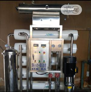 5000 Litres Reverse Osmosis Treatment Plant System.   Manufacturing Equipment for sale in Lagos State, Ojo