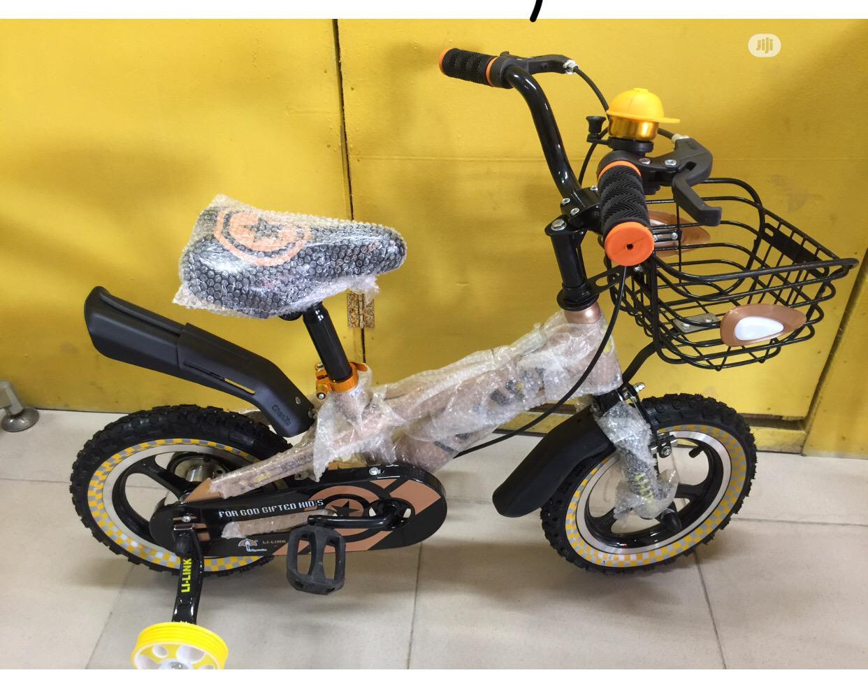 Li-link 12inches Bicycle | Toys for sale in Lagos Island (Eko), Lagos State, Nigeria